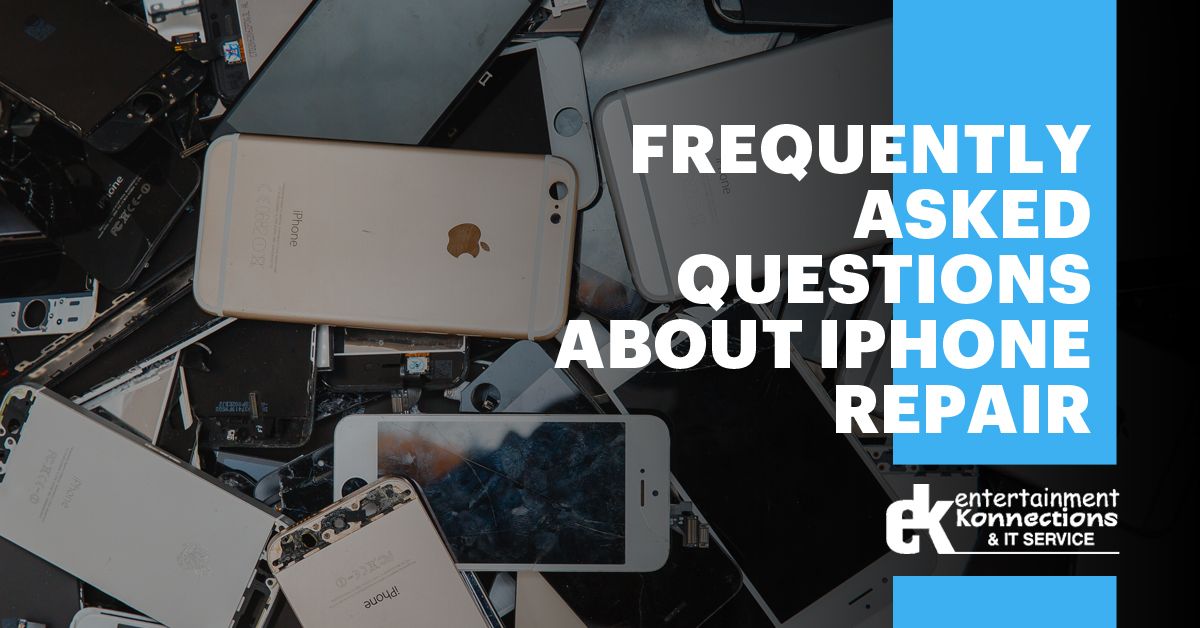 Frequently Asked Questions About iPhone Repair