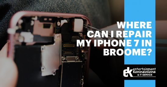 The Most Reliable iPhone 7 Repair Service in Broome