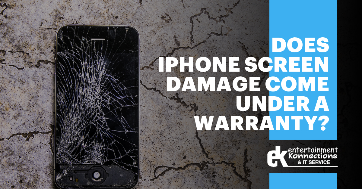 does-iphone-screen-damage-come-under-warranty
