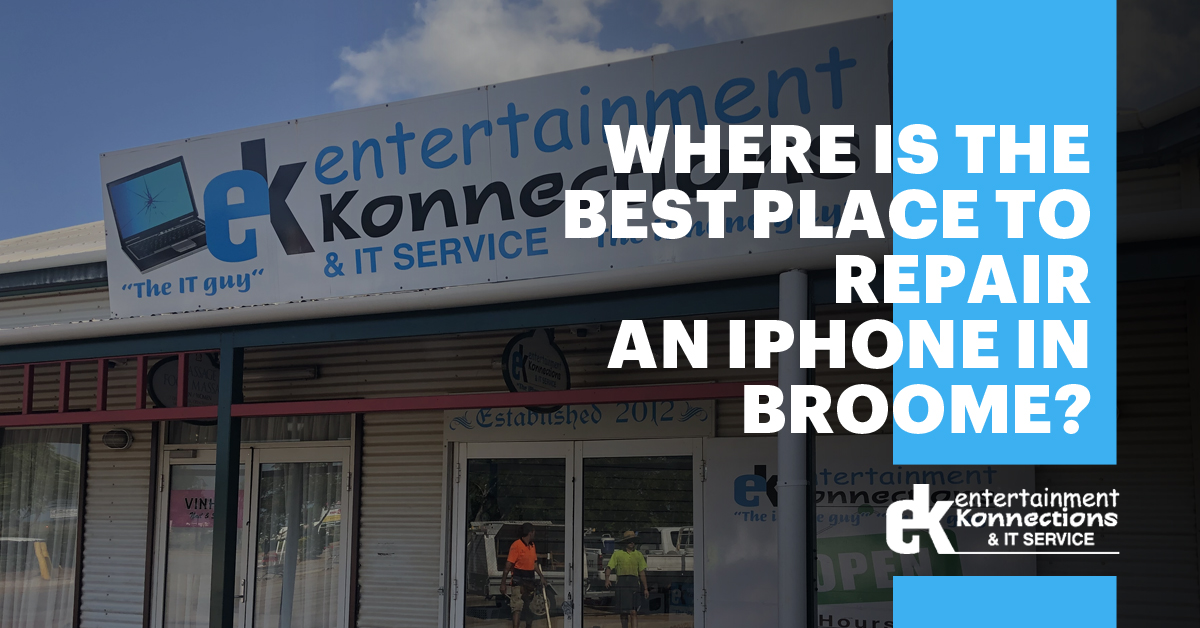 Where Is the Best Place to Repair an iPhone in Broome?