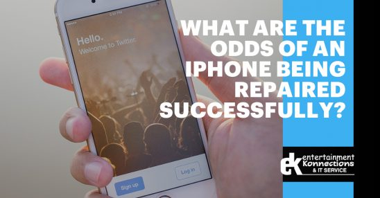 What Are the Odds of an iPhone Being Repaired Successfully